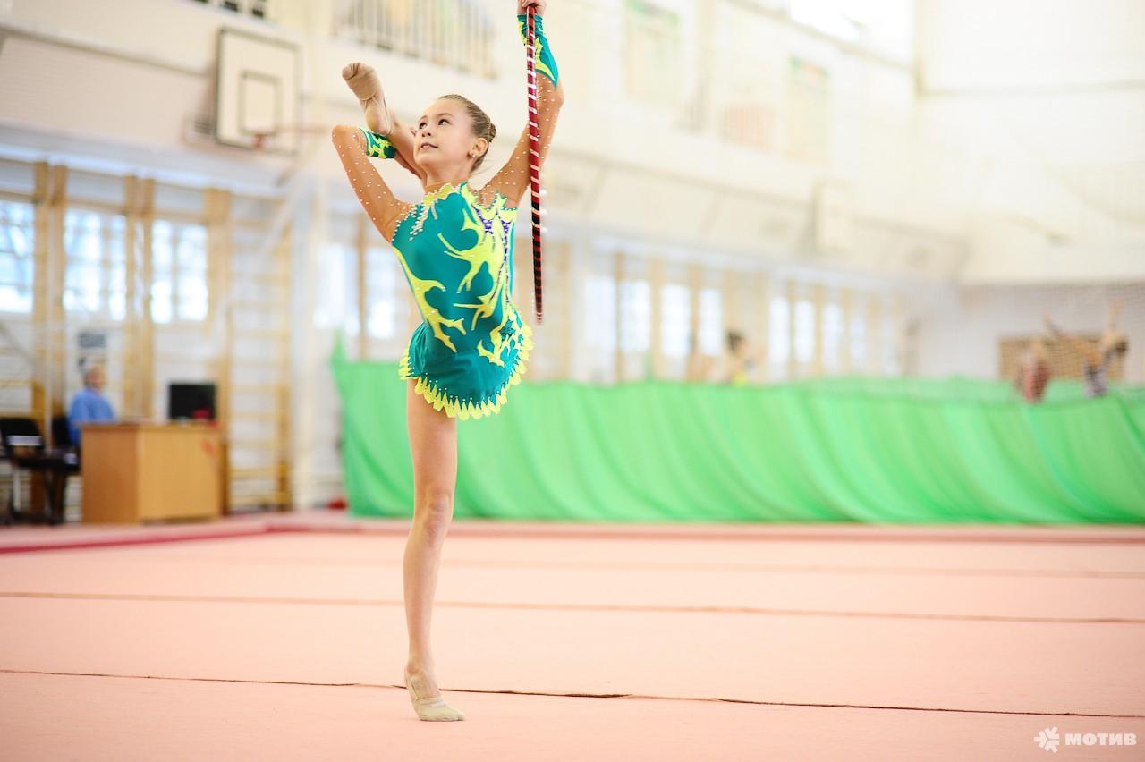 Конкурсы на гимнастике