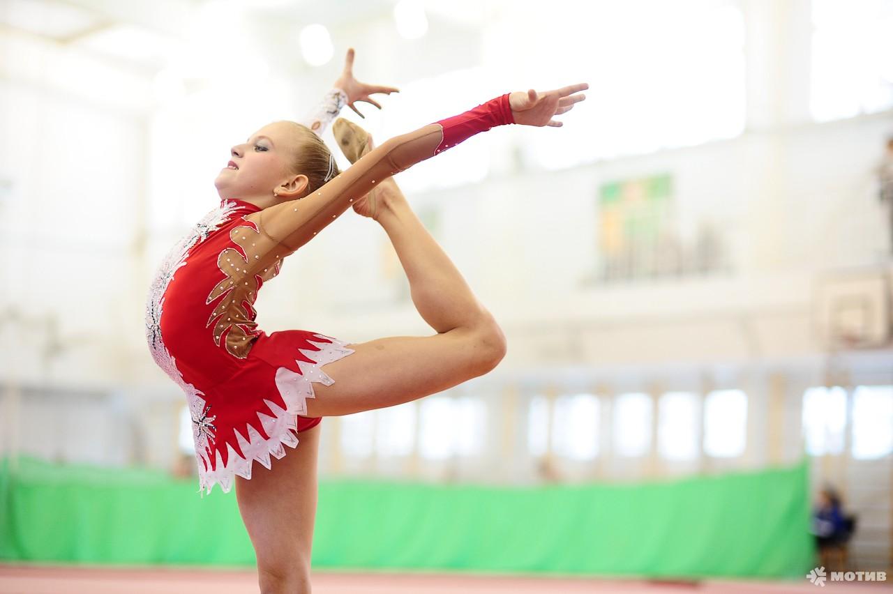 Пикантные моменты в художественной гимнастике